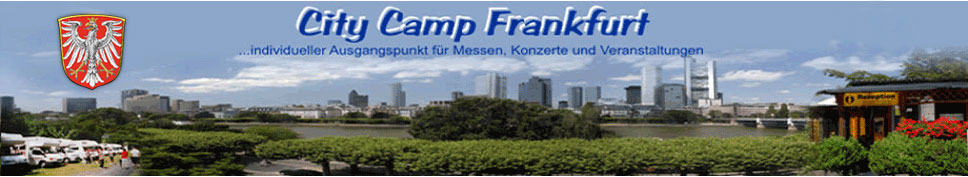 Logo City Camp Frankfurt